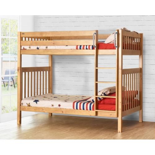 .เตียงสองชั้น Youth Bunk ขนาด 3.5ฟุต (ไม่รวมเตียงเสริม)